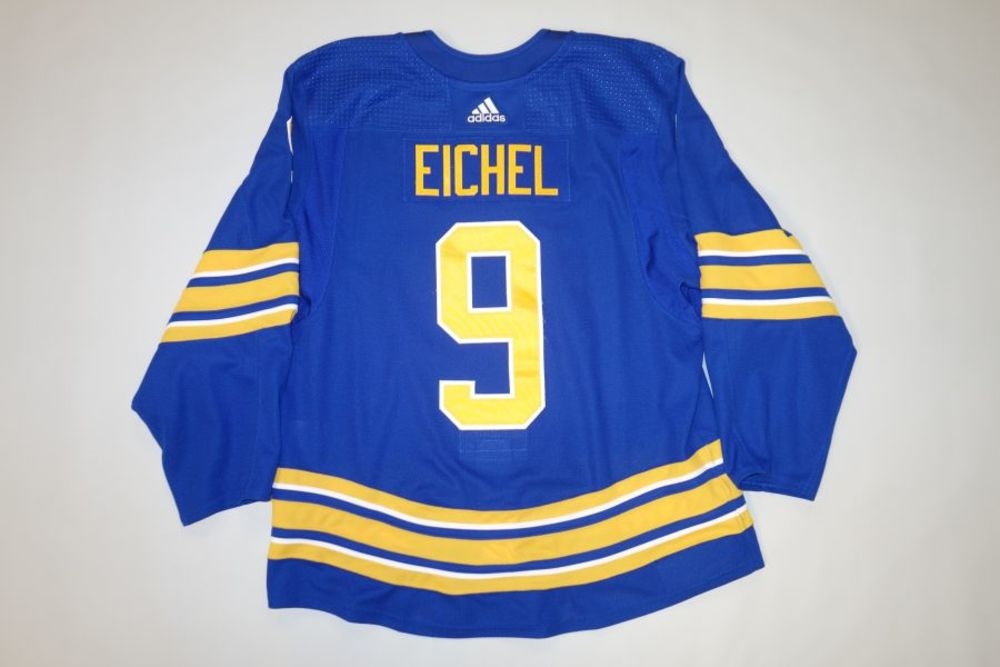 Jack Eichel 2020-21 Buffalo Sabres Set 2 Home Jersey