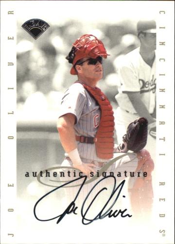 Photo of 1996 Leaf Signature Extended Autographs #147 Joe Oliver