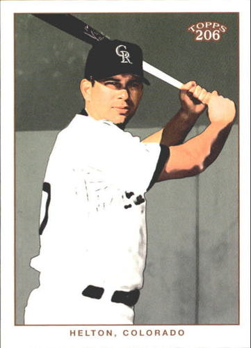 Photo of 2002 Topps 206 #389 Todd Helton SP