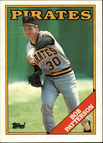 Photo of 1988 Topps #522 Bob Patterson