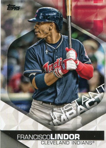Photo of 2018 Topps Instant Impact #II49 Francisco Lindor