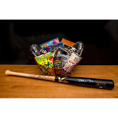Photo of Blake Swihart Favorite Things Basket