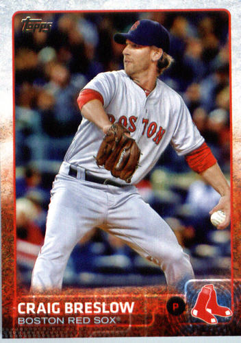 Photo of 2015 Topps Update #US270 Craig Breslow