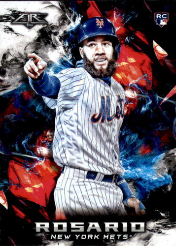 Photo of 2018 Topps Fire #63 Amed Rosario RC