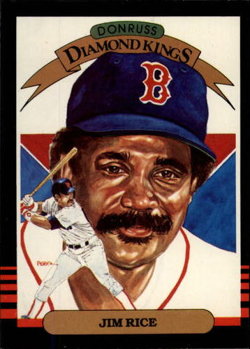 Photo of 1985 Leaf/Donruss #15 Jim Rice DK