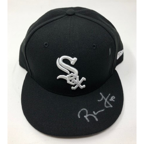 Photo of Reynaldo Lopez Autographed Cap