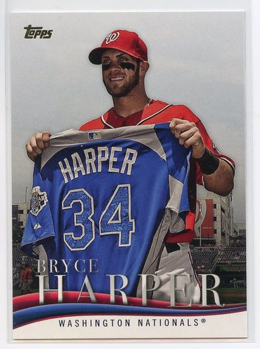 Photo of 2018 Topps Update Bryce Harper Highlights #BH3 Bryce Harper