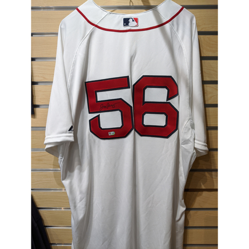 Photo of Joe Kelly Autographed Jersey