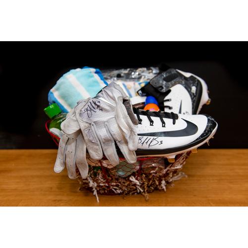 Photo of Sandy Leon Favorite Things Basket