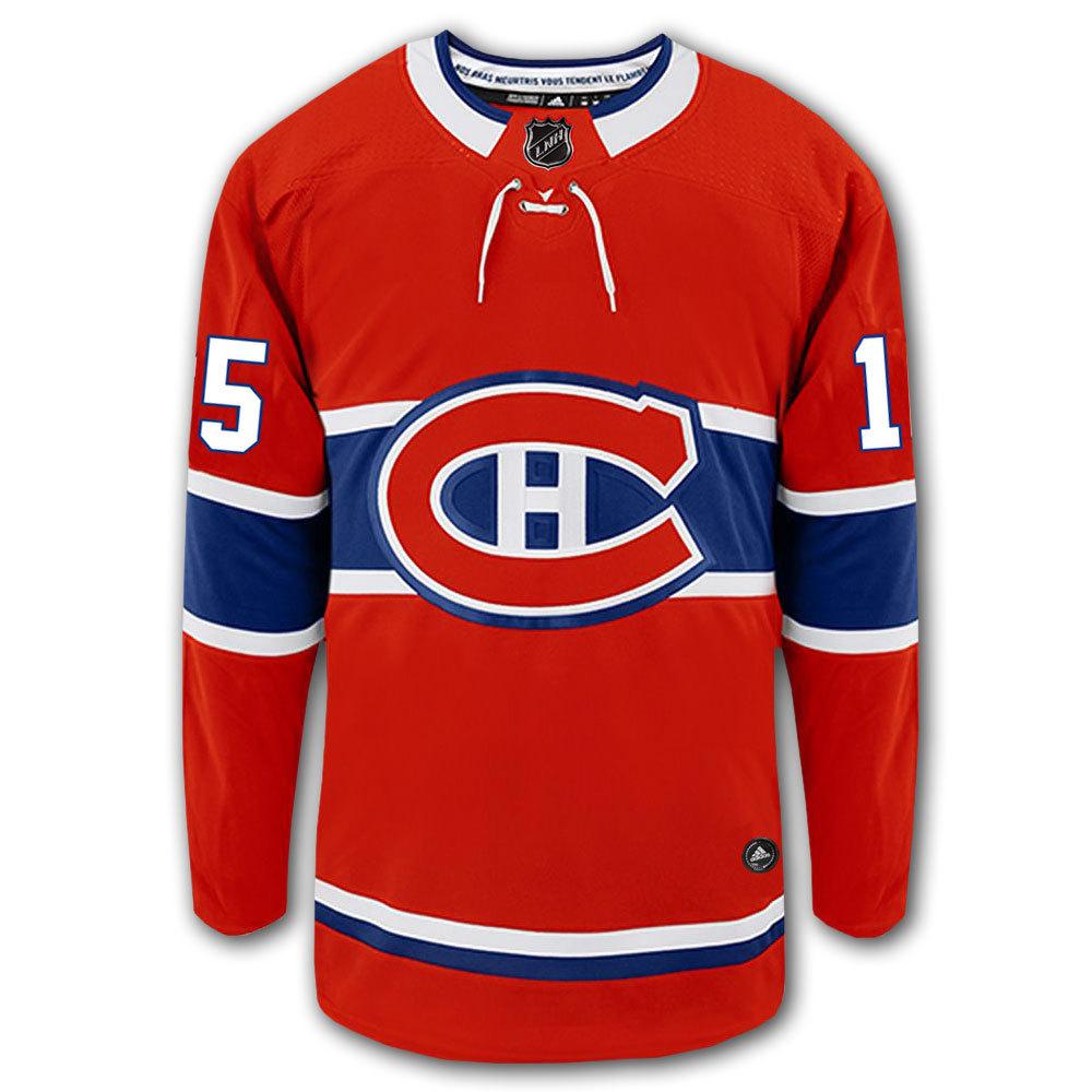 f898027f3eb Jesperi Kotkaniemi Montreal Canadiens Adidas Pro Autographed Jersey ...