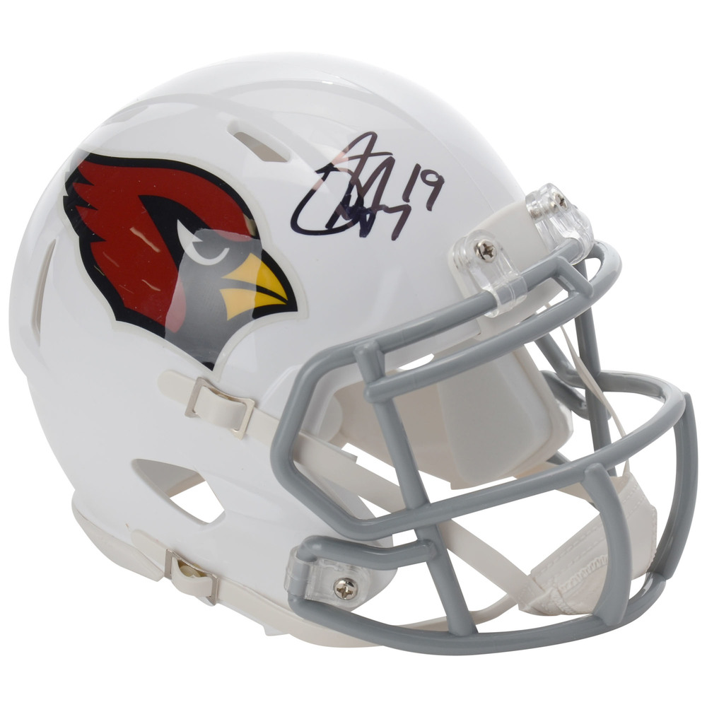 Shane Doan Arizona Coyotes Autographed Arizona Cardinals Mini Helmet