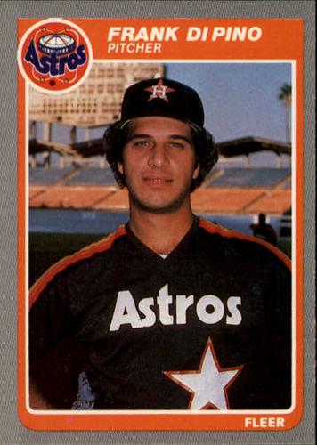 Photo of 1985 Fleer #349 Frank DiPino