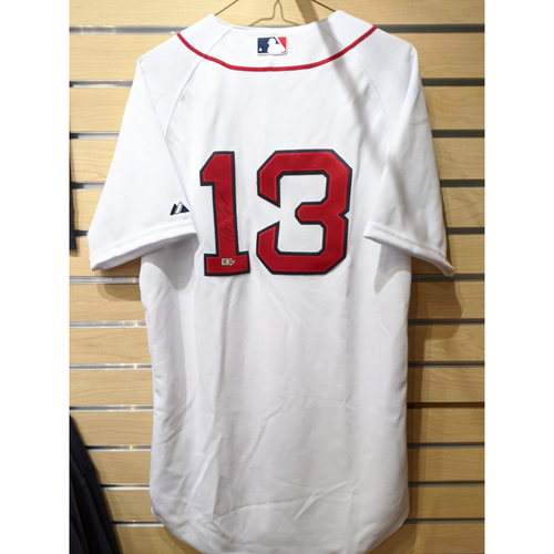 Photo of Hanley Ramirez Autographed Jersey