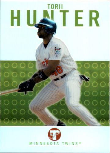 Photo of 2003 Topps Pristine Refractors #43 Torii Hunter