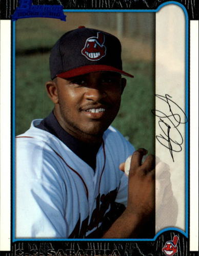 Photo of 1999 Bowman #344 C.C. Sabathia Rookie Card