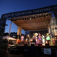 Photo of French Quarter Festival VIP Experience - click to expand.