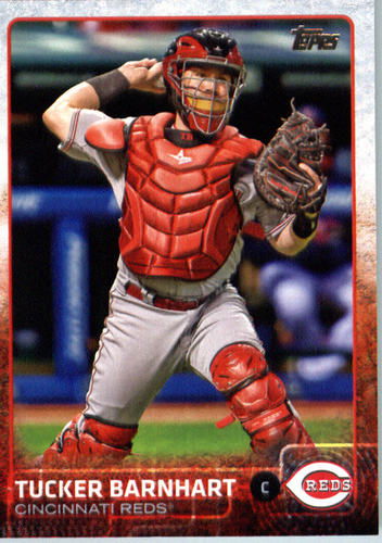 Photo of 2015 Topps Update #US274 Tucker Barnhart