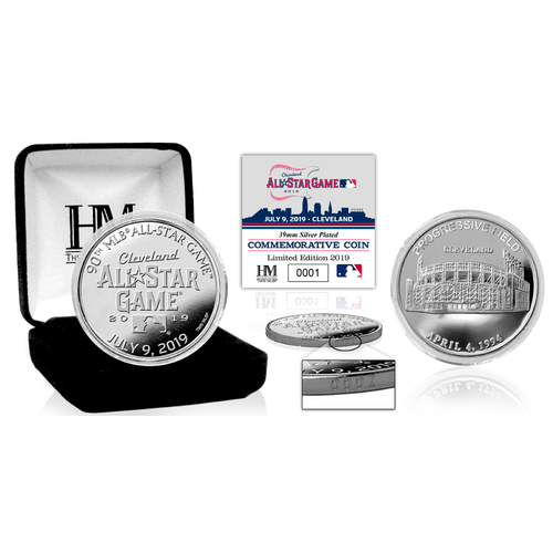 Photo of MLB All Star Game 2019 Silver Coin