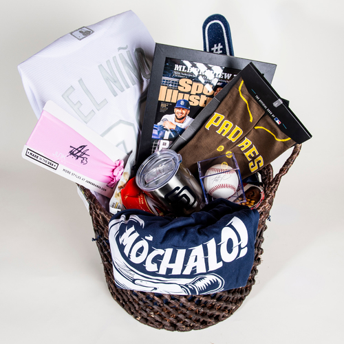 "Photo of Fernando Tatis Jr. ""Favorite Things"" Basket"