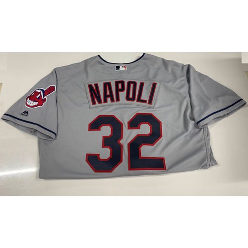 Mike Napoli Team Issued Road Jersey