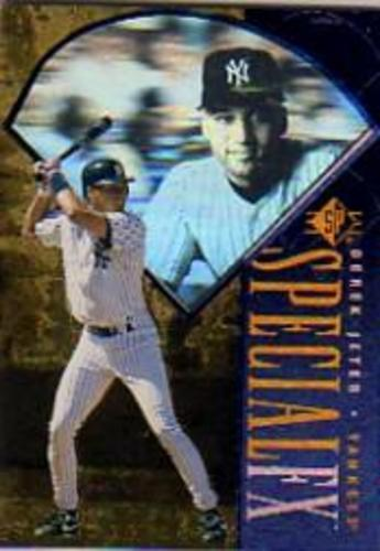 Photo of 1996 SP Special FX #48 Derek Jeter