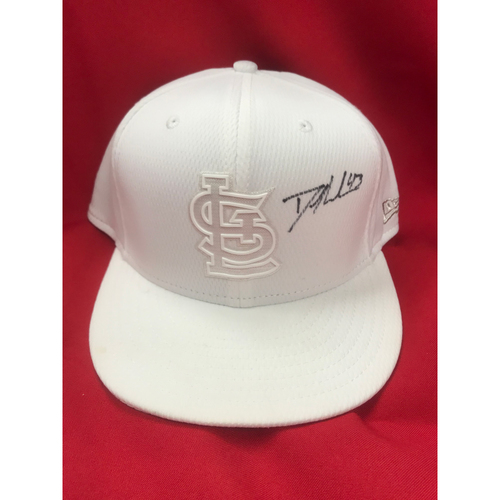Photo of Dakota Hudson Autographed Team Issued Player's Weekend Cap (Size 7 1/2)