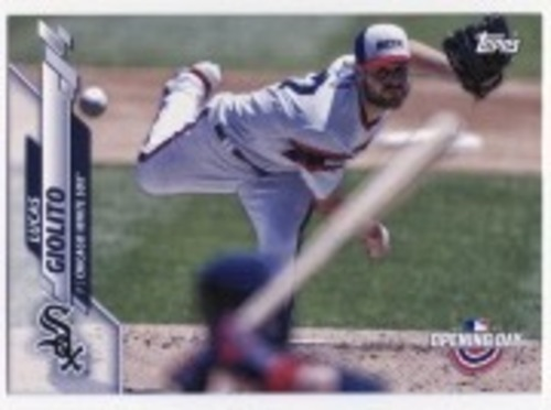 Photo of 2020 Topps Opening Day #141 Lucas Giolito