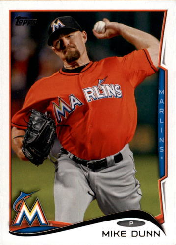 Photo of 2014 Topps Update #US119 Mike Dunn