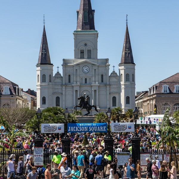 Click to view French Quarter Festival VIP Experience.