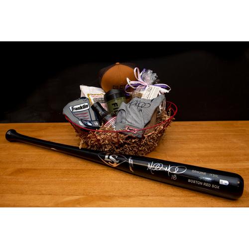 Photo of Mitch Moreland Favorite Things Basket