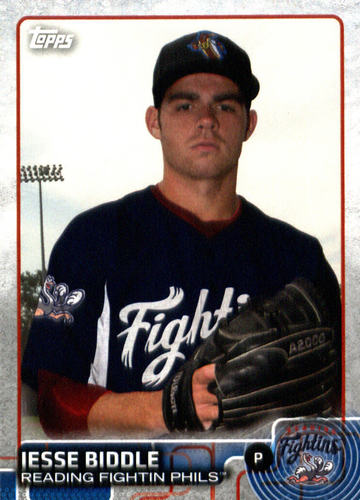 Photo of 2015 Topps Pro Debut #47 Jesse Biddle