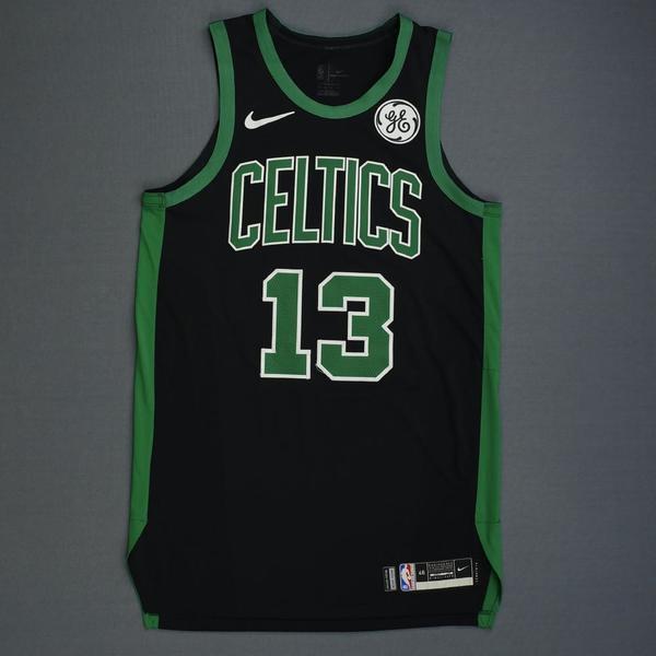 Marcus Morris - Boston Celtics - 2019 NBA Playoffs - Game-Worn ...