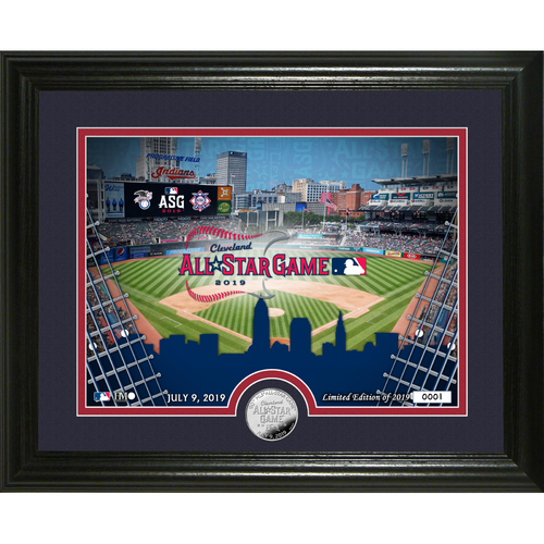 Photo of 2019 MLB All Star Game Minted Coin Photo Mint