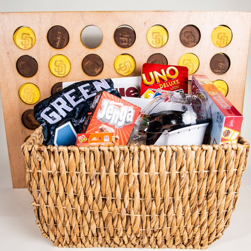 "Photo of Andy Green ""Favorite Things"" Basket"