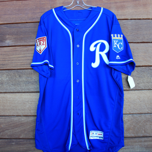 Photo of Team-Issued Jersey: Gavin Grant (Size 46)