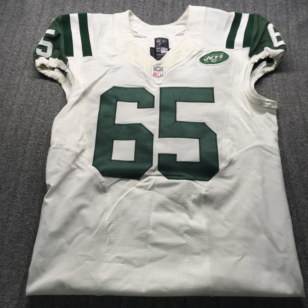 Jets - Leamon Team Issued Jersey Size 46