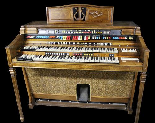 Nancy Faust's Personal Organ