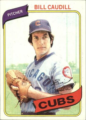 Photo of 1980 Topps #103 Bill Caudill RC