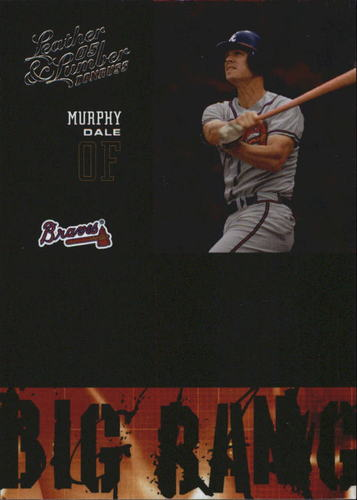 Photo of 2005 Leather and Lumber Big Bang #6 Dale Murphy