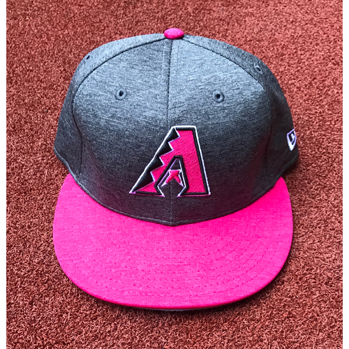 2017 All-Star Auction: Paul Goldschmidt Game-Used Mother's Day Cap