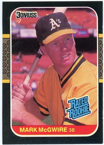 Photo of 1987 Donruss #46 Mark McGwire