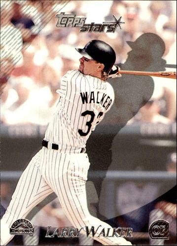 Photo of 2000 Topps Stars #31 Larry Walker