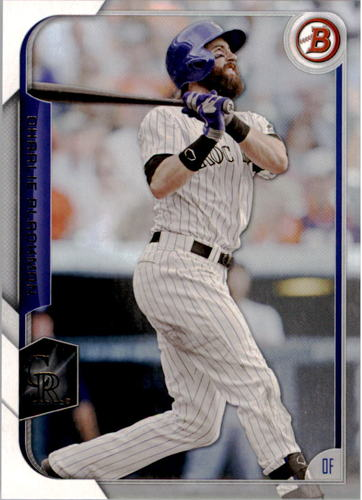 Photo of 2015 Bowman #31 Charlie Blackmon