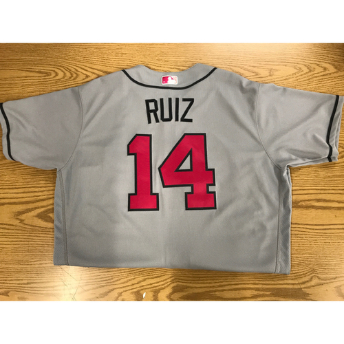 Photo of Rio Ruiz Team-Issued Mother's Day Jersey