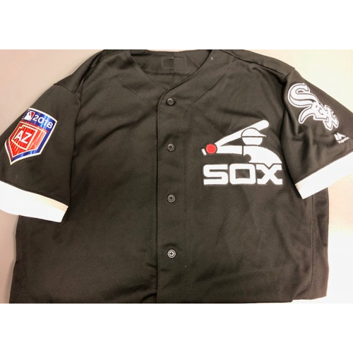 Photo of Joakim Soria Team-Issued 2018 Spring Training Jersey - Not MLB Authenticated Size 46