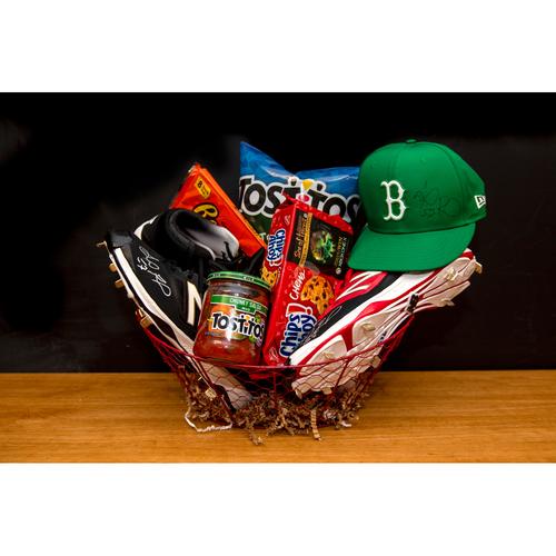 Photo of Eduardo Rodriguez Favorite Things Basket