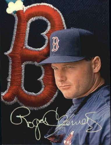 Photo of 1993 Studio #22 Roger Clemens