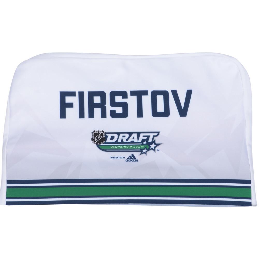 Vladislav Firstov Minnesota Wild 2019 NHL Draft Seat Cover - Second set (Not Used)