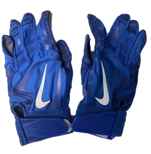 Photo of Nico Hoerner Team-Issued Batting Gloves -- 2020 Season
