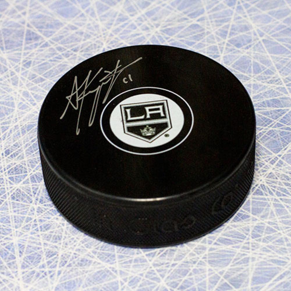 Anze Kopitar Los Angles Kings Autographed Hockey Puck